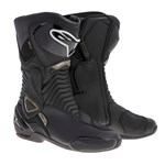 Alpinestars SMX-6 GORETEX WATERPROOF BOOTS - BLACK