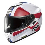 Shoei GT-AIR EXPOSURE HELMET - TC-10 WHITE