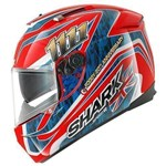 (CLEARANCE SALE) - Shark Speed-R Series 2 Helmet - Carl Fogarty Replica
