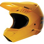 2018 SHIFT WHIT3 MX HELMET - MATTE YELLOW