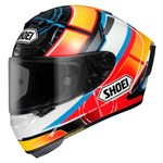 Shoei X-Spirit III Helmet - DE ANGELIS TC-1 Replica