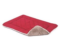 Repelz-It Sleeper Cushion / Crate Pad with comfy fleece from Dog Gone Smart