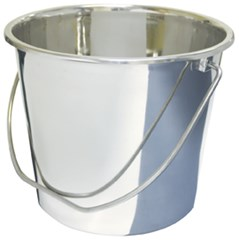 Stainless Steel Buckets / Pails