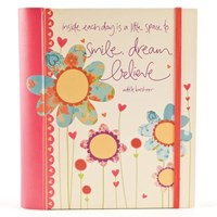 Smile, Dream, Believe Organiser