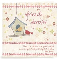 Heartsong Card - Friends Forever