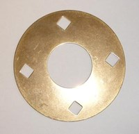 Blake Popular Seacock 1 1/2 Inch Valve Discharge Plate