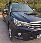 Airflow Snorkel Kit Toyota Hilux / Revo Gun 2015 onwards