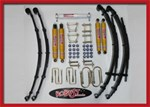 Robust Suspension Kit Toyota Hilux LN/RN105, LN/YN106, 1988-11/1997
