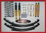 Robust Suspension Kit Toyota Hilux Vigo (150 Series) KUN/GGN 25/26, KZN35/36, 2005 Onwards