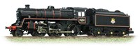 GF372650 Graham Farish N/scale Standard Class 4MT 2-6-0 #76053 BR Lined Black with Early Emblem