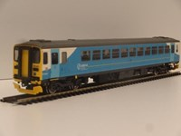 HORNBY OO/SCALE R2932 CLASS 153 DMU ARRIVA WALES LIVERY