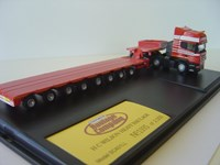 SCA01LL Oxford HG Wilson Heavy Haulage Low Loader With Extendable Trailer