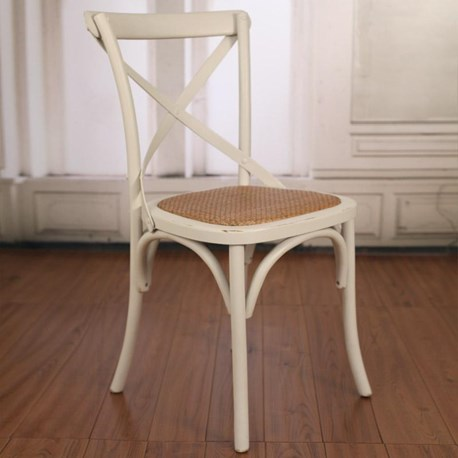 Dining Chair - Antique White 'Charmont'