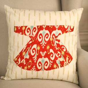 Dress Cushion