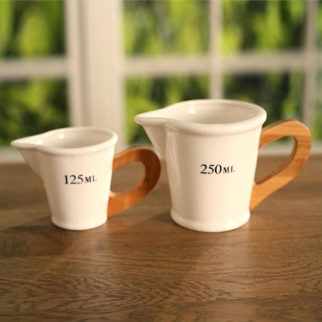 Measuring Jugs - Two Sizes
