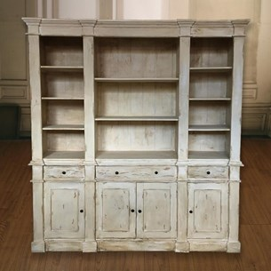 'Old French Dairy' Buffet & Hutch