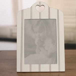 Heart Photo Frame 6x8