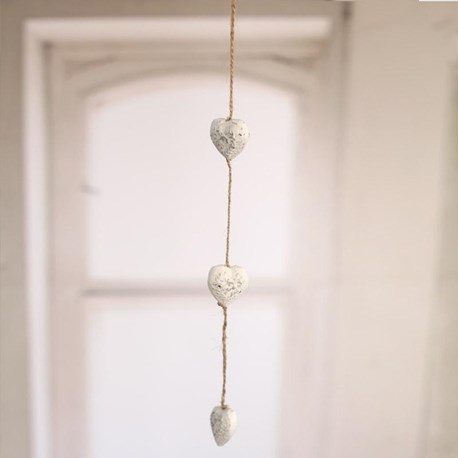 String of Three Hearts