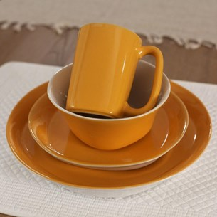 Aberdeen Dinnerware (One Setting) - Melon