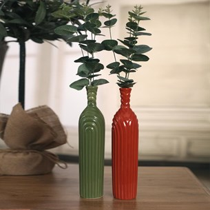 Textured Vases - Two Colours
