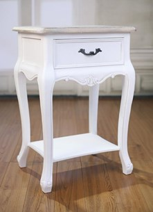 Bedside Chest with One Drawer 'Sophia'