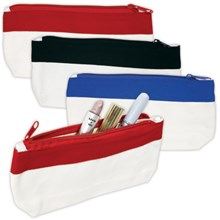 Cotton / Canvas Pencil Case / Organiser