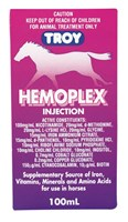 Hemoplex 100ml - (Troy)