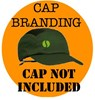 Cap Branding - Print or Embroider - Brand any Cap of Your Choice - Minimum of 12 Prints - Cap Not Included - [IH-BCP]
