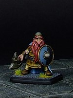 SF002 Lowri Lowrisson the Dwarf