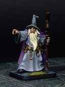 SF004 Gomeril the Wizard