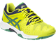 Asics Gel Resolution 6 GS Kids Tennis Shoes lime