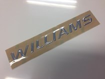 Williams Jet Tender WILLIAMS Label Superdome 08 0015