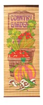 Country Garden Wall Hanging