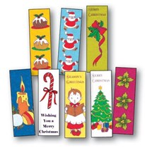 Festive  Bookmarks