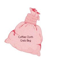 Coffee-Cloth Grab Bag