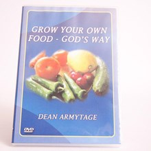 DVD Grow Your Own Food