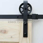 3.2M Side Mount Sliding Barn Door hardware  B09