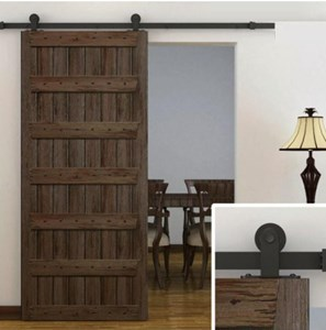 3.6M TOP Mount Sliding Barn Door hardware B05