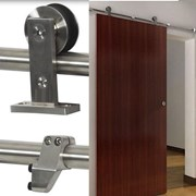 2M Top mounted Sliding Barn Door Hardware S01