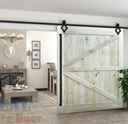 British Brace Barn Door BD002H-1520