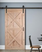 Double X-Brace Barn Door BD008H (2400mm)