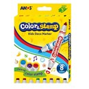 Amos Color and Stamp Character Markers