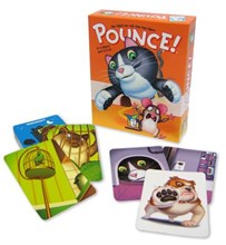 Pounce - The Catch As Cat Can Card Game