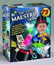 The Great Maestro Show 75 Magic Hat Trick Set