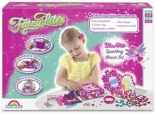 Fairylites Sparkling Mosaic Sticker Craft Set