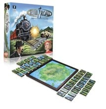 Rail Road - The Strategy Game Built on Foresight and Clever Analysis