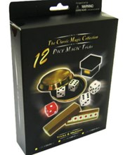Eddy's Magic 12 Dice Tricks Set