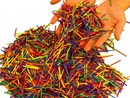 4000pc Coloured Matchsticks Matchstix