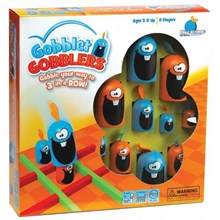 Blue Orange Games Gobblet Gobblers (Plastic Version)