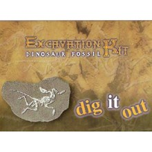 Dinosaur Fossil Excavation Kit - DIG IT OUT